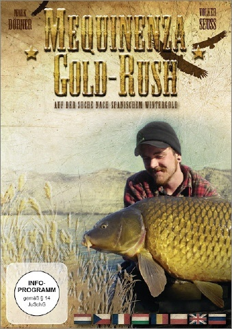 Mequinenza Gold Rush - BLUE RAY