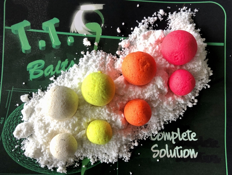 FLUO-BETAIN POP UPS - MIXED COLOURS