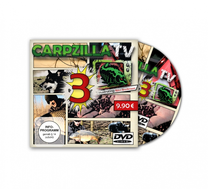 Carpzilla TV 3