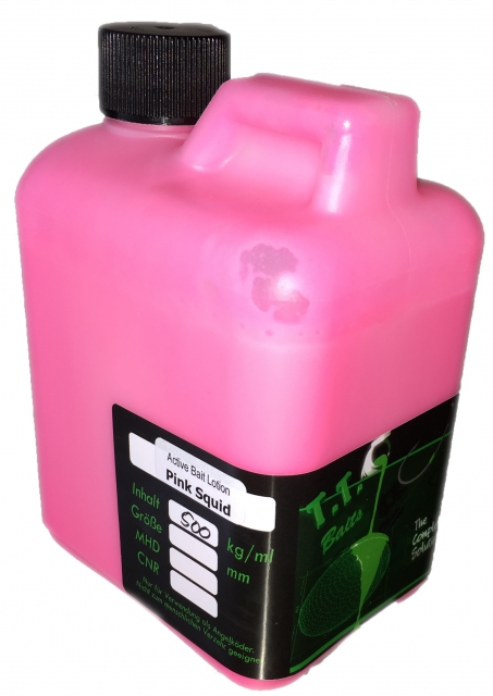 Active Bait Lotion (ABL) - PINK SQUID