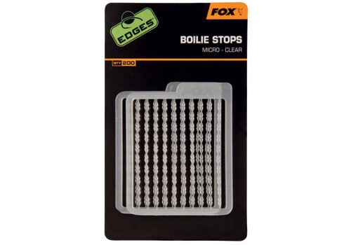 BOILIE Stops Standard Clear 200Stk
