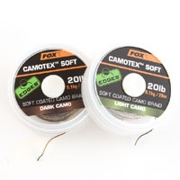 Camotex Soft Light Camo 15lb 20m